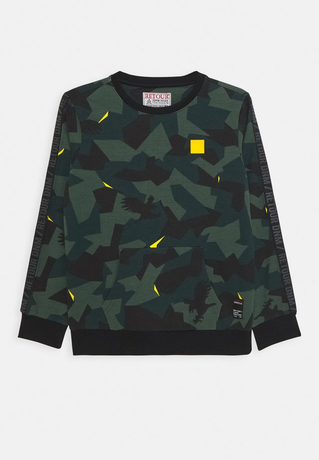 ROSS - Sweatshirt - dark green