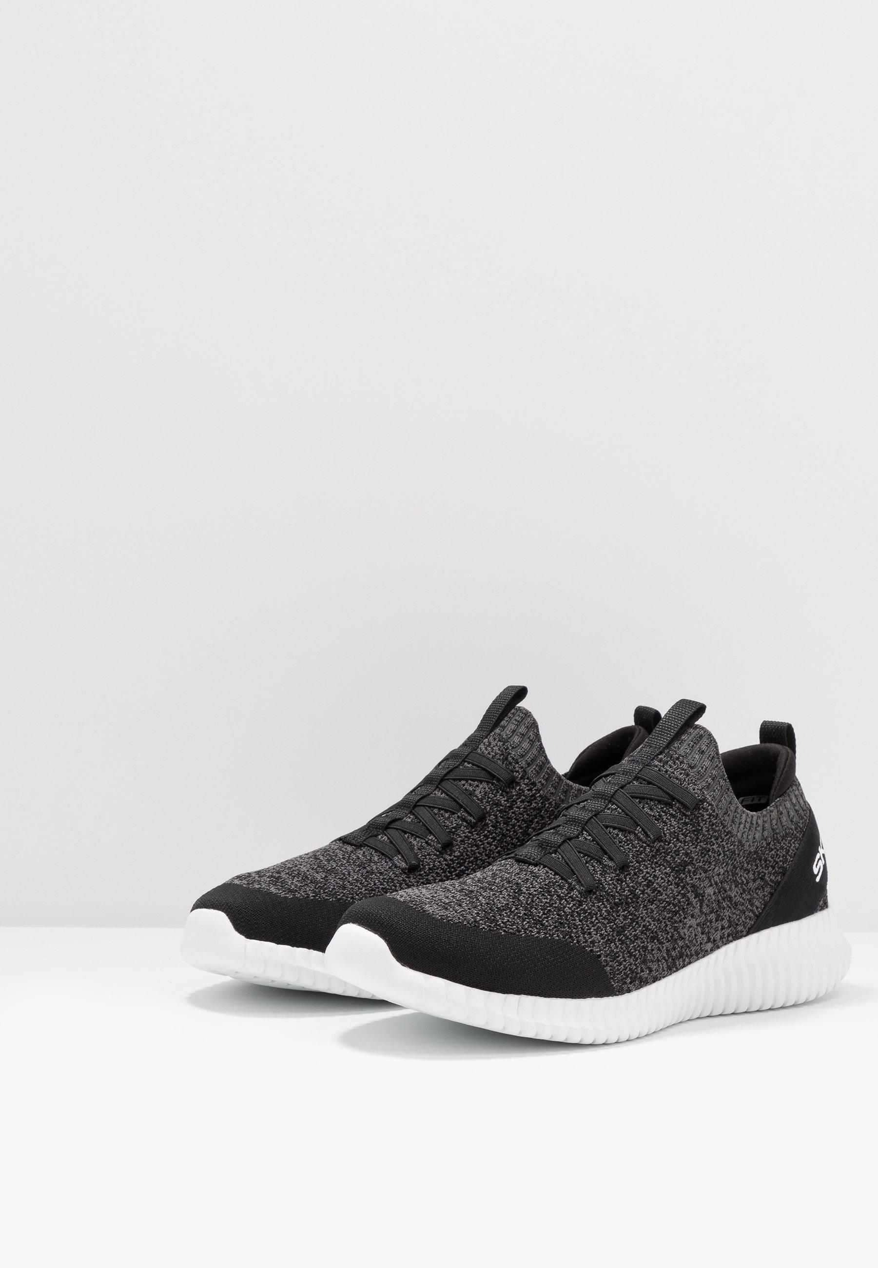 Skechers Sport ELITE FLEX - Sneaker low - black/white/schwarz - Herrenschuhe ZLdbk