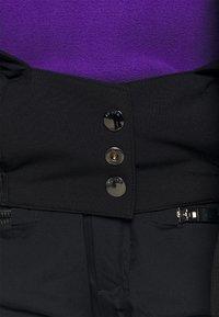 Luhta - ENGELSBY - Snowboard jacket - black - 8