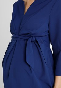 9Fashion - DAVEA DRESS  - Korte jurk - navy - 4
