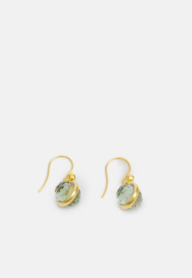 PRIMROSE EARRINGS - Boucles d'oreilles - green
