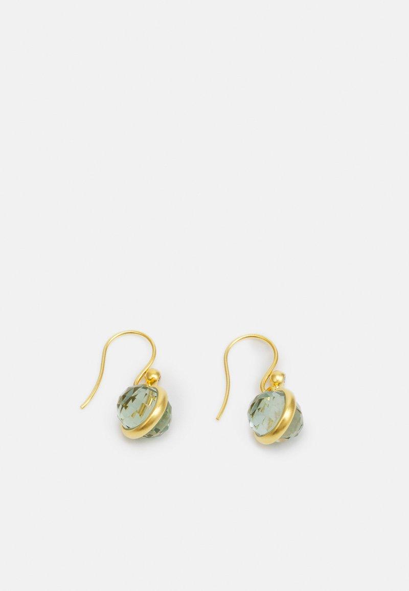 Julie Sandlau - PRIMROSE EARRINGS - Orecchini - green