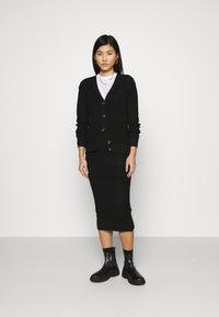 Trendyol - SET - Cardigan - black - 0