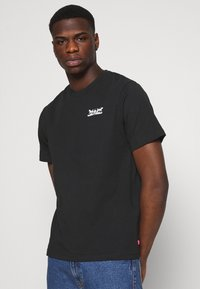 Levi's® - TEE UNISEX - Print T-shirt - caviar - 3