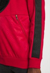 Glorious Gangsta - ABELLO OTH HOOD - Sweatshirt - red - 5
