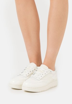 CLUB C DOUBLE - Sneakers laag - chalk