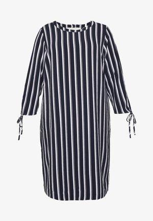 CARCASIA KNEE DRESS - Robe d'été - peacoat