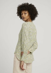 mine to five TOM TAILOR - BLOUSE FEMININE PRINTED - Blouse - mellow yellow - 2