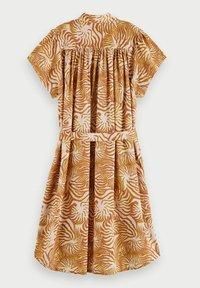 Scotch & Soda - Shirt dress - combo e - 1