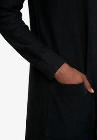 edc by Esprit - OPEN CARDI - Kardigan - black - 5