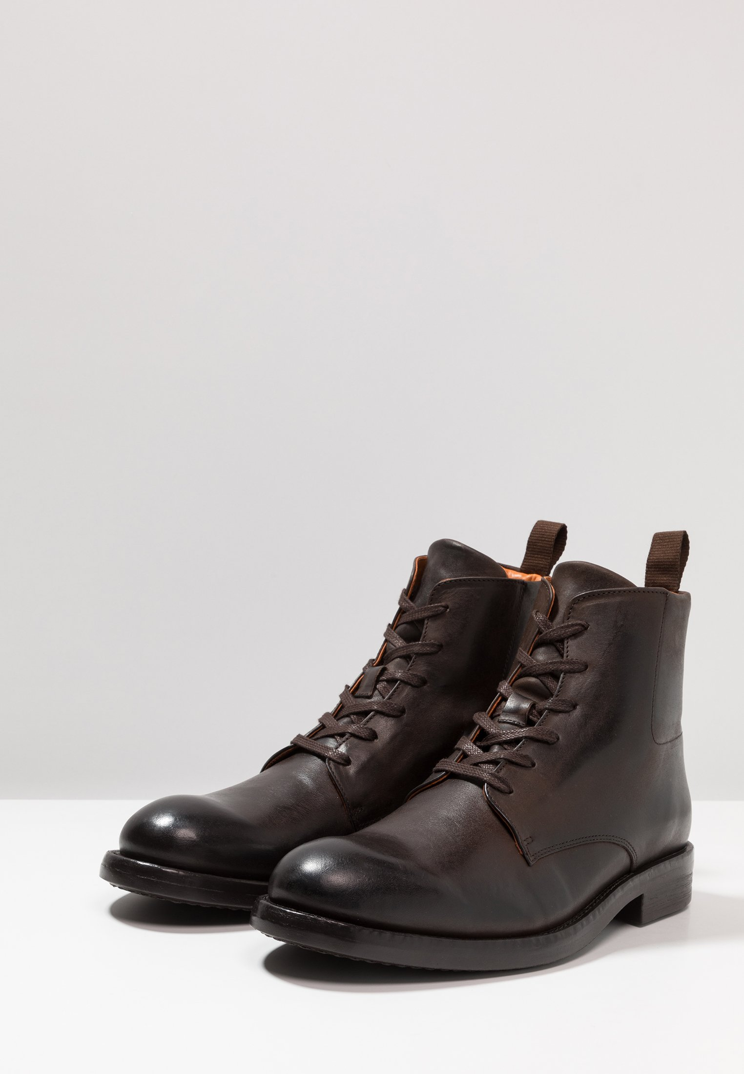Latest Cheapest Bianco BFACE BOOT - Lace-up ankle boots - dark brown | men's shoes 2020 YXtbt