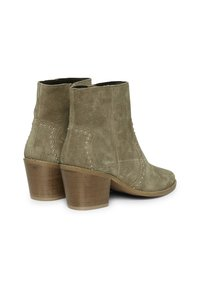 ICHI - IAFANN SUEDE BOOT - Ankle boots - natural - 4