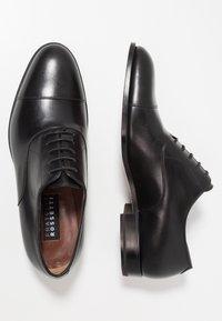 Fratelli Rossetti - Smart lace-ups - nero - 1