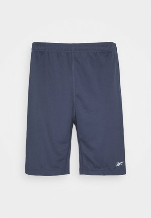 SHORT - Korte sportsbukser - dark blue