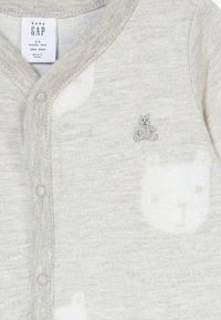 GAP - ICON - Pyžamo - light heather grey - 3