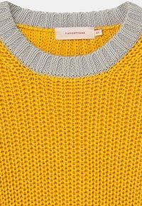 TINYCOTTONS - COLOURBLOCK UNISEX - Jumper - yellow - 2