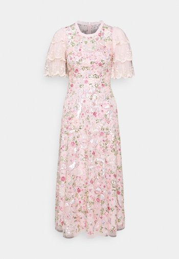 ODETTE BALLERINA DRESS - Cocktailklänning - pink