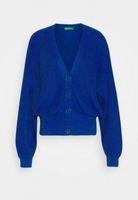 Benetton - Cardigan - blue - 3