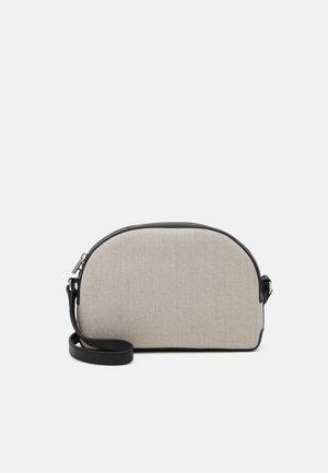 CARLI - Across body bag - beige melange