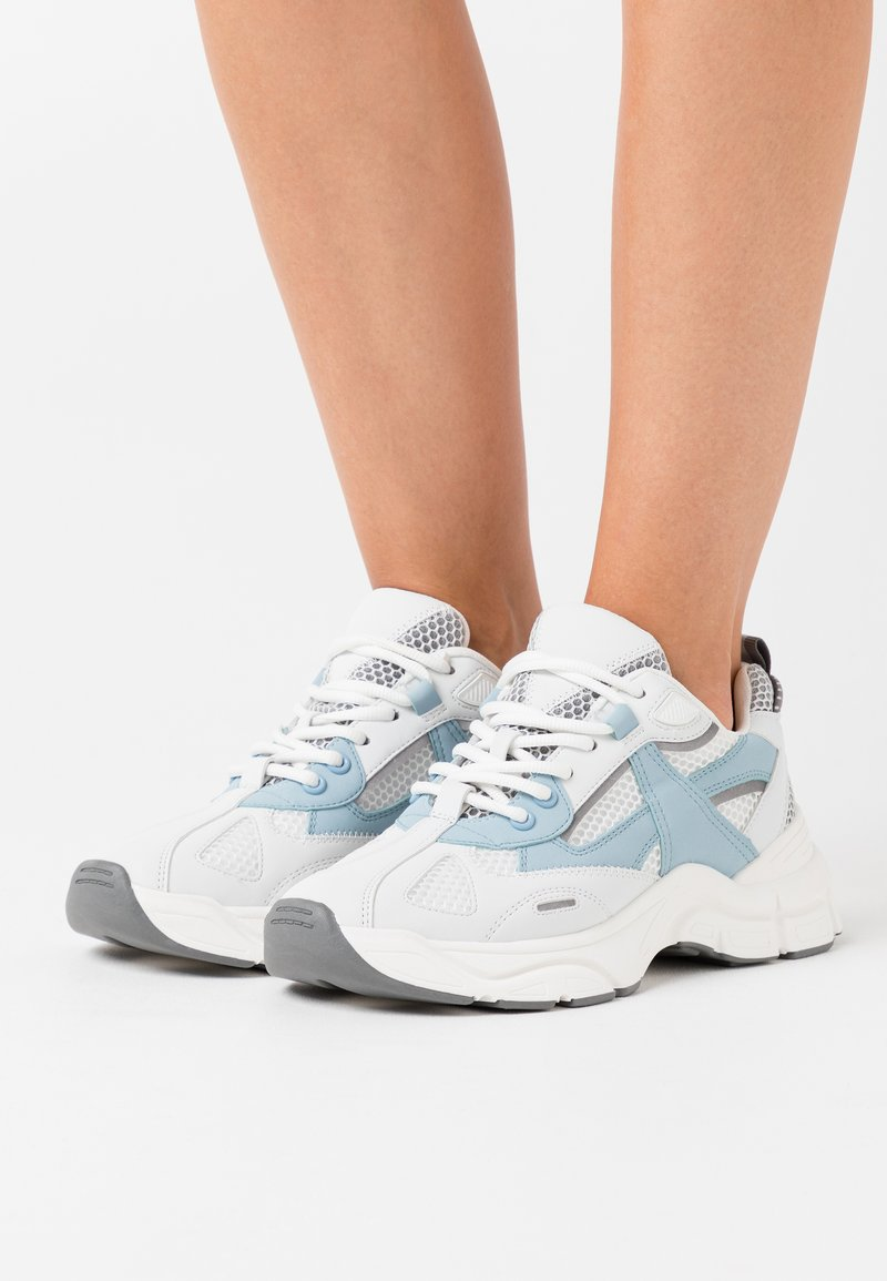 Topshop - CAMBER CHUNKY  - Trainers - blue
