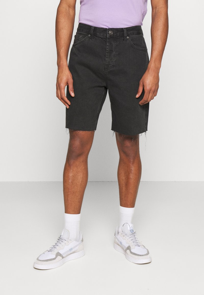 BDG Urban Outfitters - DAD - Denim shorts - washed black