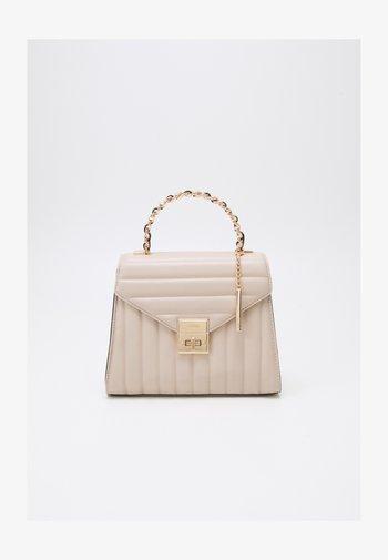 LEYALA - Handbag - blush/rose gold-coloured