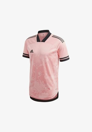 CONDIVO 20 JERSEY - T-shirt con stampa - pink