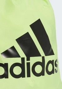 adidas Performance - GYM SACK - Urheilulaukku - green - 3