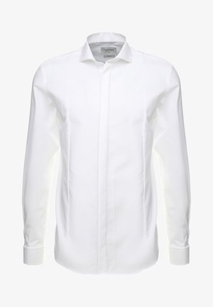 BOND SLIM FIT - Camisa elegante - white