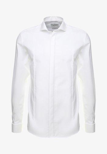 BOND SLIM FIT - Chemise classique - white