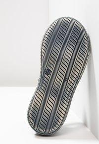 Primigi - Ankle strap ballet pumps - blue scuro - 5