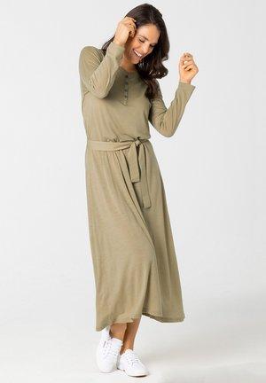 Maxi dress - olivgrün