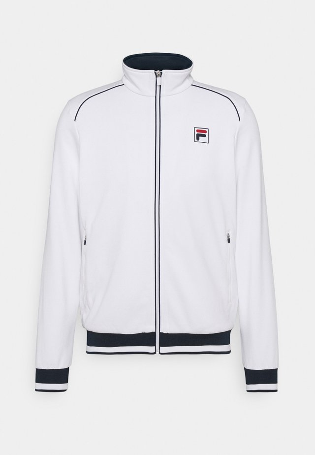 JACKET BEN - Trainingsvest - white