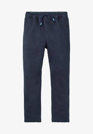 LÄSSIGE  - Trousers - schuluniform-navy