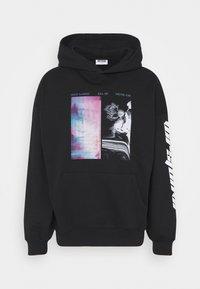 BETTER RUN HOODIE UNISEX - Sweatshirt - black