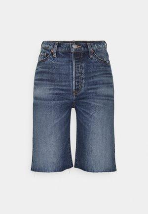 Denim shorts - hot springs