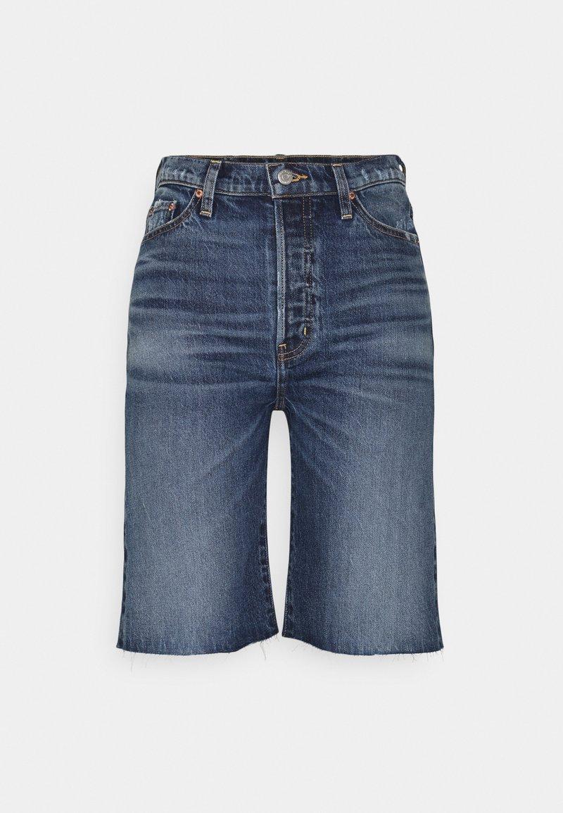 Ética - Denim shorts - hot springs