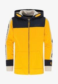 Petrol Industries - Zip-up hoodie - amber - 0