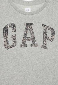 GAP - GIRL LOGO - Hverdagskjoler - grey heather - 3