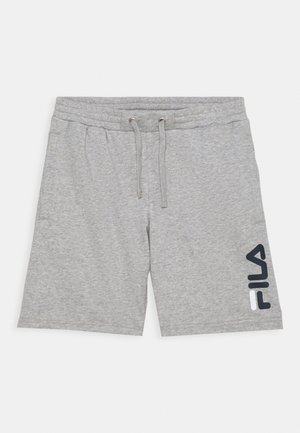 ROBERT KIDS - Pantalón corto de deporte - light grey melange