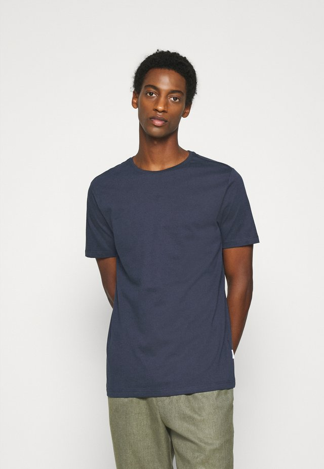 BASIC TEE - T-shirt basique - dark blue