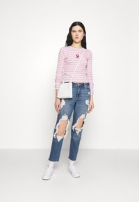 Hollister Co. - TREND TEE - Long sleeved top - multicolor - 1