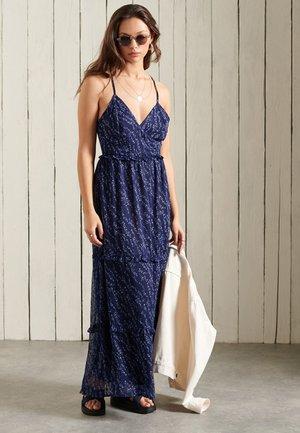 MARGAUX - Maxi dress - cascading daisy