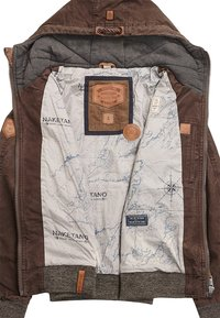 Naketano - Light jacket - brownie - 3
