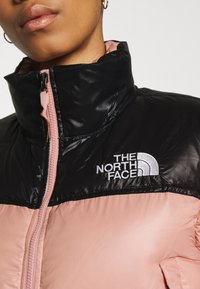 The North Face - SHORT JACKET - Down jacket - rose tan - 5