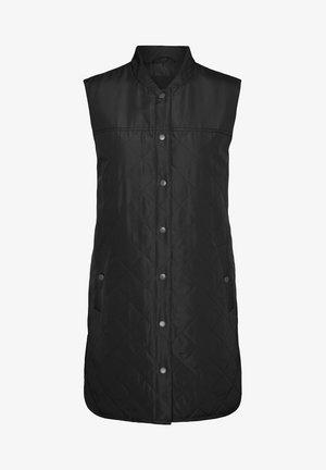 3/4  - Waistcoat - black