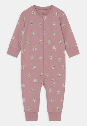 MOUSE AT BACK UNISEX - Pyjama - dusty pink