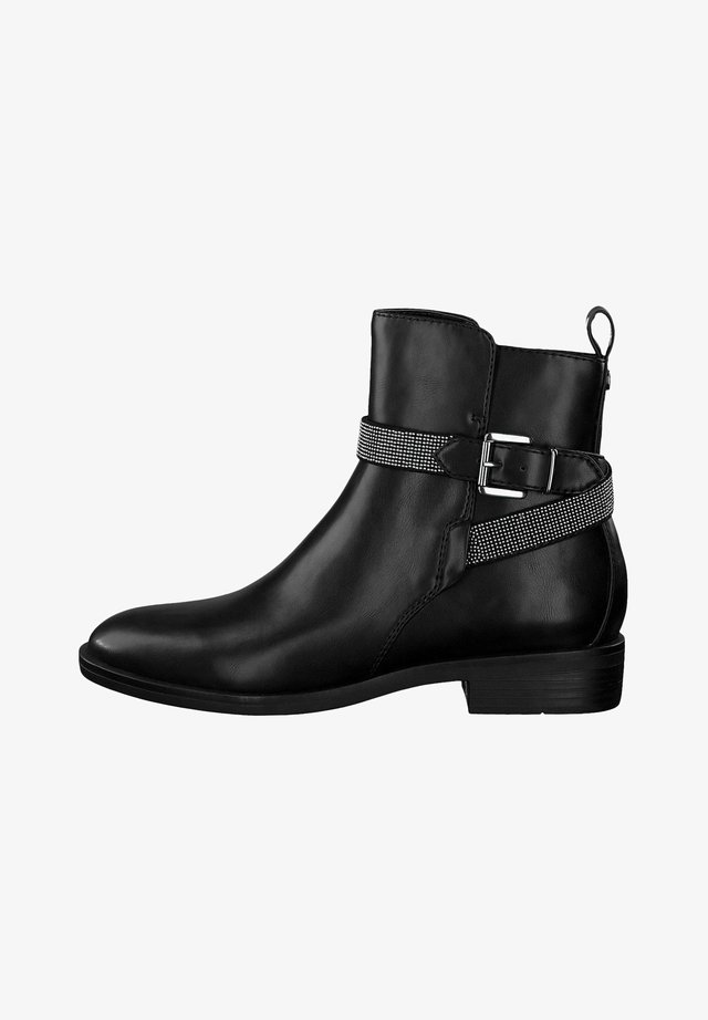 STIEFELETTE - Ankle boot - black