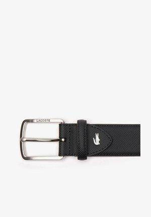 LACOSTE - CEINTURE HOMME RC4009 - Belt - noir