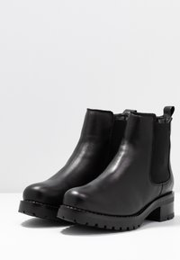 Bianco - BIACORAL CHELSEA - Winter boots - black - 4